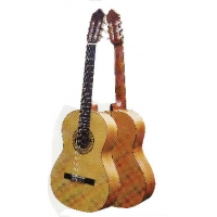 Mendieta J Flamenco Guitar