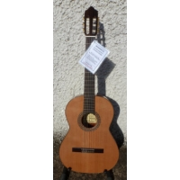 Mendieta Conservatoire C Classical Guitar With Hiscox Hard Case