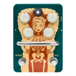 Orange Fur Coat Fuzz/Octave Pedal