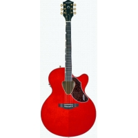 Gretsch G5022CE Rancher Jumbo Cutaway Electric, Savannah Sunset