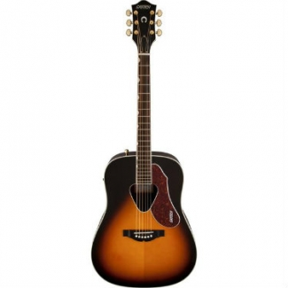 Gretsch G5024E Rancher Dreadnought Electric, Sunburst