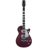 Gretsch G5220 Electromatic Jet BT Single-Cut with V-Stoptail, Dark Cherry Met
