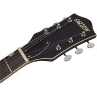 """Gretsch G5410T Electromatic """"Rat Rod"""" with Bigsby, Matte Black"""