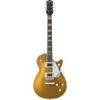 Gretsch G5438 Electromatic Pro Jet Electric Guitar in Gold Sparkle Top