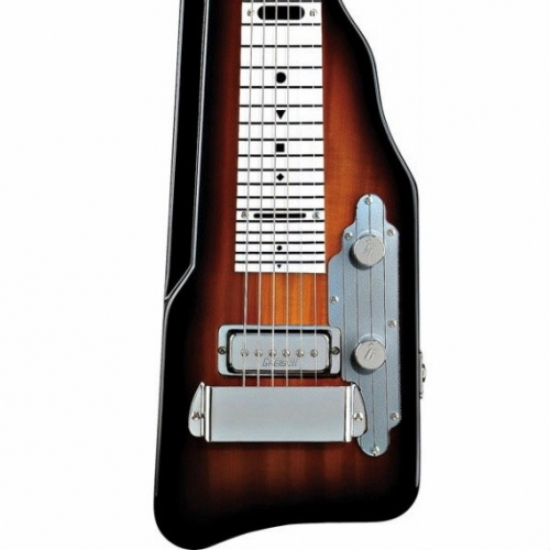 Gretsch G5700 Electromatic Lap Steel Guitar in Tobacco Sunburst