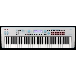 Korg Kross GB (Gray-Blue Mobile Synthesizer Keyboard