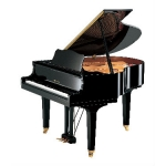 Yamaha GB1 Grand Piano in Polished Ebony (GB1PE)