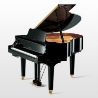 Yamaha GB1-SG2 Silent Grand Piano in Polished Ebony