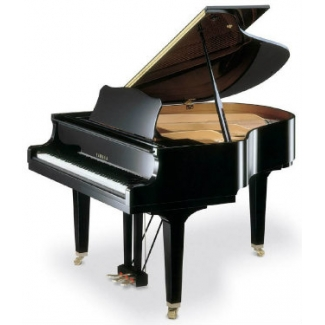 Yamaha GC1 Disklavier DGC1-ENST Enspire ST Grand in Satin Walnut