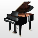 Yamaha GC1 TransAcoustic Grand Piano in Polished Ebony