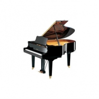 Yamaha GC2  Grand Piano in Black Polyester