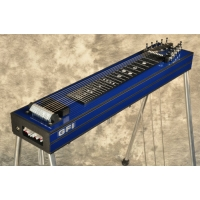 GFI S10SM Student Single Neck Pedal Steel Guitar With Hard Case