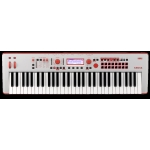 Korg Kross GR (Gray-Red) Mobile Synthesizer Keyboard