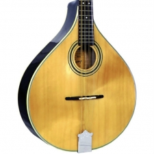 Ashbury AM325 Octave Mandola With Solid Top in Natural (GR32015)