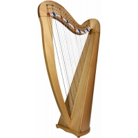 Glenluce Dornal 27 String Harp with 27 Cam Levers (GR60053)