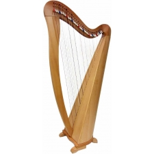 Glenluce Maberry 34 String Harp with 34 Cam Levers (GR60056)