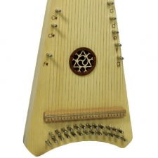 Atlas Alto Bowed Psaltery Zither With Bow, Bag & Tuning Key (GR63036)