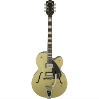 Gretsch G2420T Streamliner Hollow Body Electric Guitar with Bigsby in Gold Dust