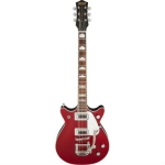 Gretsch G5441T Double Jet Electric Guitar with Bigsby in Firebird Red