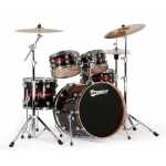 Premier Genista Maple Studio 22 Drum Kit Available In Various Finishes