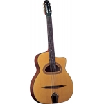 Cigano GJ5 Gypsy Jazz Guitar with D-hole (GR52026) Secondhand