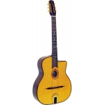 Gitane DG255 Gypsy Jazz Guitar With O-Hole In Natural