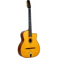 Gitane DG300 John Jorgenson Model O-Hole Gypsy Jazz Guitar (GR52069)