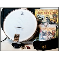 Goodtime Openback Banjo Rare Bird Alert Package
