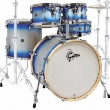 Gretsch Catalina Birch 5-Piece Shell Pack in Blue Silver Duco (CS1-J405)