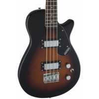 Gretsch G2220 Electromatic 4-String Short-Scale Junior Jet Bass II in Sunburst