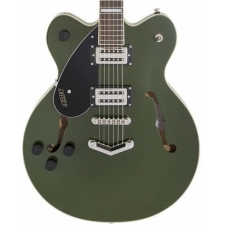 Gretsch G2622LH Streamliner Electric Guitar in Torino Green, Left-handed