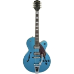 Gretsch G2420T Streamliner Hollow Body with Bigsby, Riviera Blue