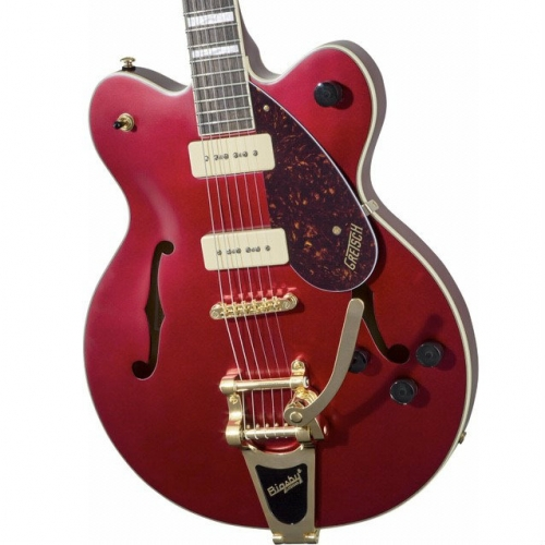 Gretsch G2622TG P90 Limited Edition Streamliner in Candy Apple Red
