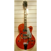 Gretsch G5420T Electromatic Hollow Body Electric Guitar in Orange