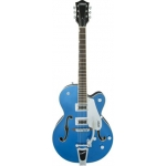 Gretsch G5420T Electromatic Hollow Body Electric Guitar in Fairlane Blue, Used