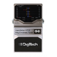 Digitech Hardwire HT6 Polyphonic Tuner