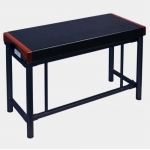 Hammond BCH250B Organ Stool in Black for XK5 System