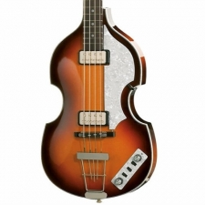 Hofner HCT500/1 4-String HCT Series Violin Bass Guitar in Sunburst