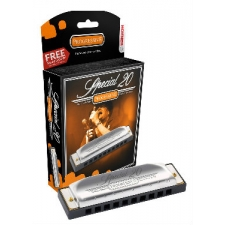 Hohner Special 20 Harmonica in B