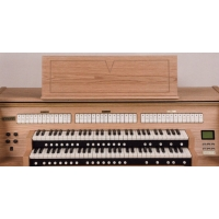 Viscount Cadet 38S(30)D Classical Organ In Real Wood Veneer
