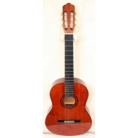 Westcoast Deluxe Student 4/4 Size Classical Guitar In Dark Natural