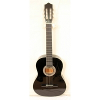 Westcoast C542 Classical  Guitar in Black