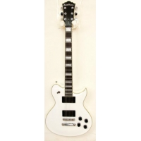 Washburn WI460E Idol Electric Guitar in White with EMG Pickups