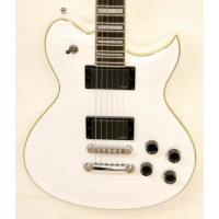 Washburn WI460E Idol Electric Guitar in White