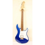 Yamaha Pacifica 012 Electric Guitar HSS in Dark Blue Metallic