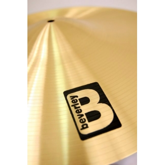 Beverley 18'' Crash Cymbal
