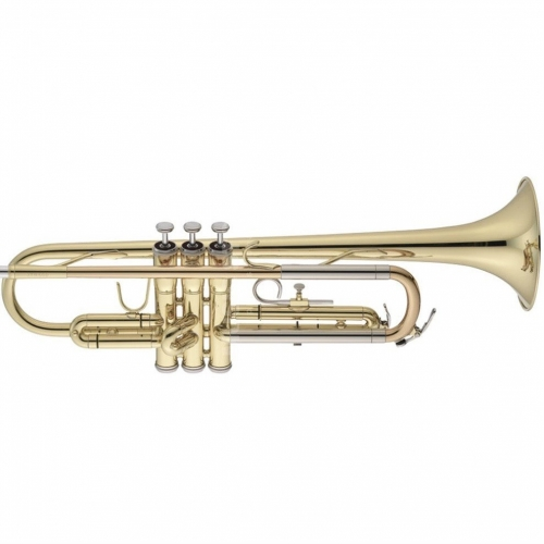 Jupiter JTR500Q Trumpet Outfit With Mouthpiece & Backpack Softcase