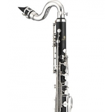Jupiter JBC1000S Bb Bass Clarinet Outfit With Mouthpiece & Case