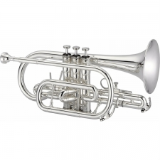 Jupiter JCR700SQ Bb Cornet Outfit With Mouthpiece & Backpack Softcase