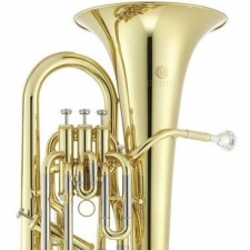Jupiter JEP1020 Bb Euphonium Outfit With Mouthpiece & Case
